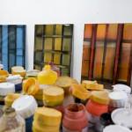 Stefan Annerel - Atelierbeelden 13/02/2012